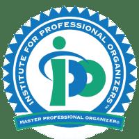 Photo Master Professional Organizer Seal