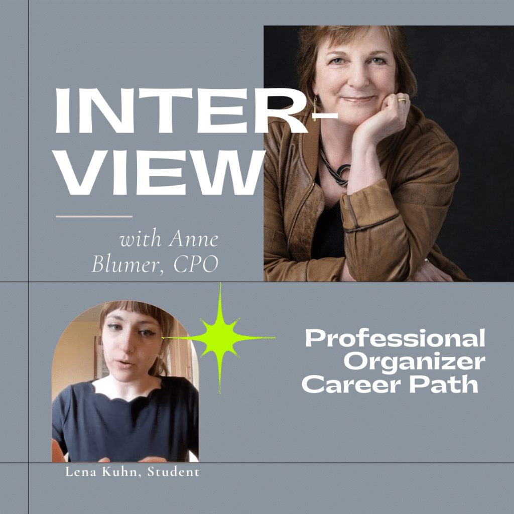 photoInterview with Anne Blumer, CPO